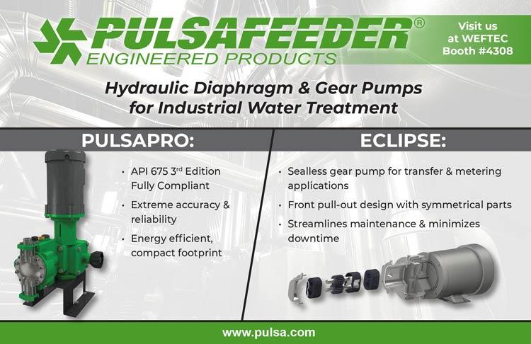 Pulsafeeder-Modern-Pumping-WEFTEC